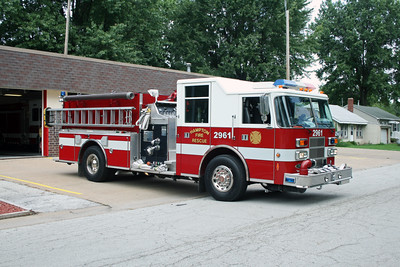 HAMPTON ENGINE 2961  2002 PIERCE SABER C  1250-1000  #13485
