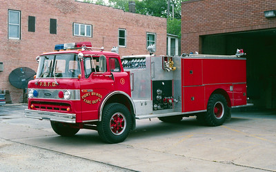 PORT BYRON  ENGINE 3  FORD C = PIERCE