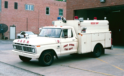PORT BYRON RESCUE 2  FORD F -