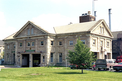 ROCK ISLAND ARSENAL FD STATION