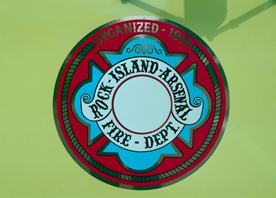 ROCK ISLAND ARSENAL DOOR LOGO