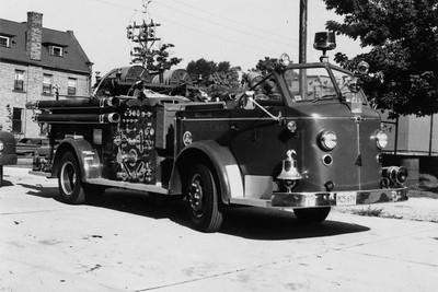 ROCK ISLAND  ENGINE 4  1955 ALFCO 700   1000-300