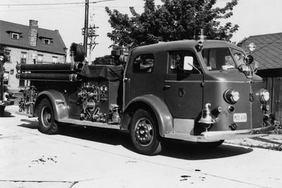 ROCK ISLAND  ENGINE 5  1948 ALF  1000-150
