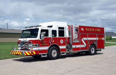 SILVIS  ENGINE4661  2011 PIERCE VELOCITY PUC  1500-1000-100F  #24384