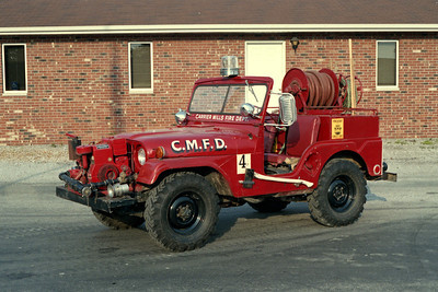 CARRIER MILLS FD  BRUSH 4