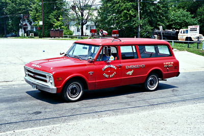 HARRISBURG FD EMERGENCY UNIT