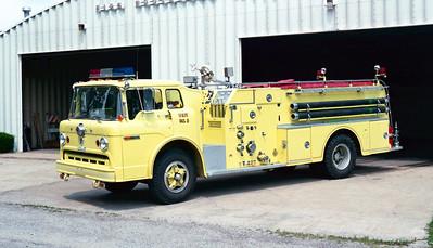 BUFFALO  ENGINE 3  1972  FORD C - HOWE   750-750