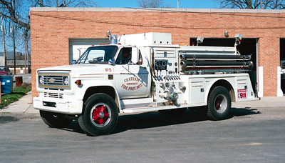 CHATHAM  ENGINE 5  CHEVY C65 - TOWERS