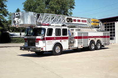 CHATHAM  TRUCK 1  E-ONE CYCLONE II  95'
