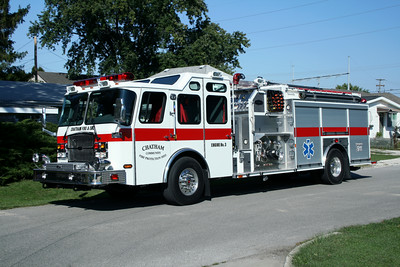 CHATHAM ENGINE 3