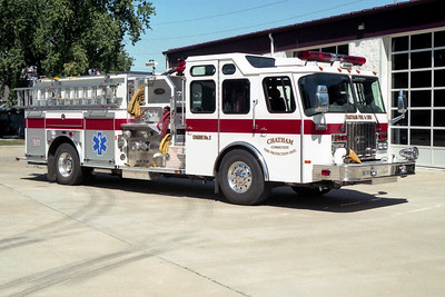 CHATHAM  ENGINE 2  E-ONE