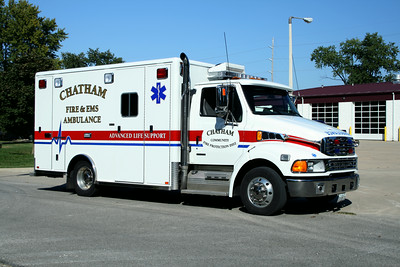 CHATHAM AMBULANCE