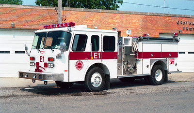 CHATHAM  ENGINE 1  E-ONE PROTECTOR