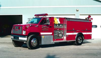 DAWSON  ENGINE 2  GMC TOPKICK - LUVERNE