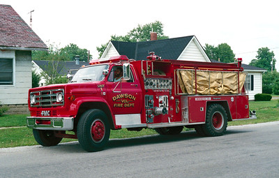 DAWSON  ENGINE 1   GMC - FMC