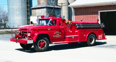 DIVERNON  ENGINE 1   CHEVY - TOWERS