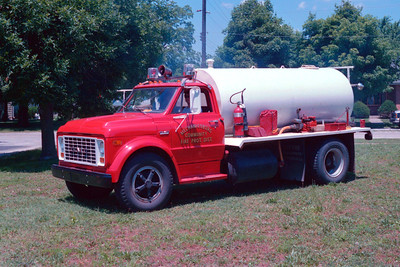 MECHANICSBURG TANKER