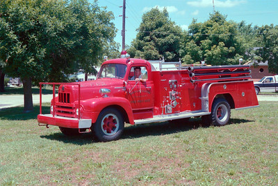 MECHANICSBURG  ENGINE  IHC R195 -