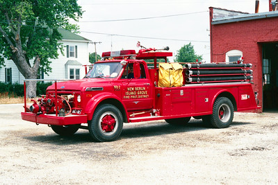 NEW BERLIN  ENGINE 2  CHEVY - TOWERS