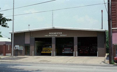 ROCHESTER FPD STATION 1