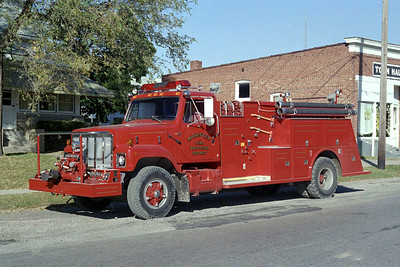 ROCHESTER  ENGINE 1   1989  IHC  S2500 - TOWERS   1000-1000-30   #1901