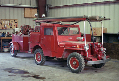 ROCHESTER  BRUSH 2   1947 WILLYS JEEP - DARLEY  125-200