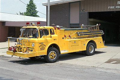 ROCHESTER  ENGINE 1   1977 FORD C - TOWERS   750-750   #1577