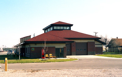 SPRINGFIELD FD STATION 10 - STATE FAIRGROUNDS
