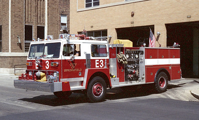 SPRINGFIELD  ENGINE 3  HENDRICKSON - PIERCE