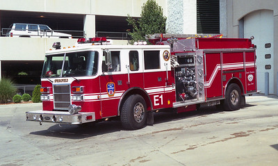SPRINGFIELD  ENGINE 1  PIERCE SABER