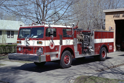 SPRINGFIELD  ENGINE 7   HENDRICKSON - PIERCE
