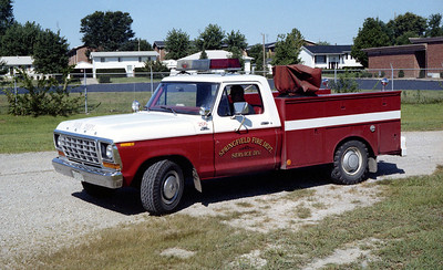 SPRINGFIELD  SERVICE UNIT 206  FORD F150