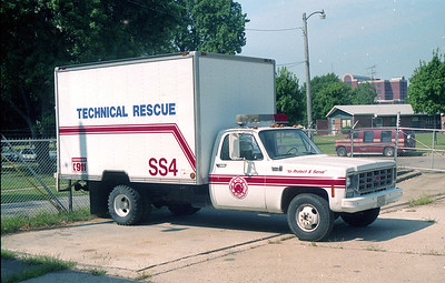 SPRINGFIELD SS-4  TECHNICAL RESCUE