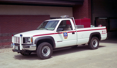 SPRINGFIELD FD  BRUSH 1   CHEVY