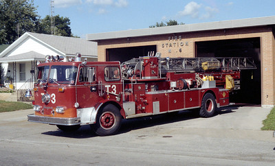 SPRINGFIELD TRUCK 3  SEAGRAVE 100' MIDSHIP