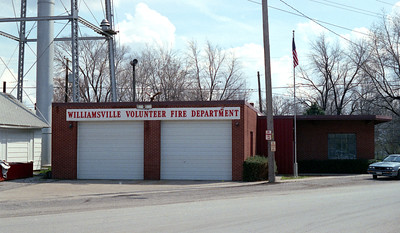 WILLIAMSVILLE FPD STATION  (NOW THE POLICE STATION )