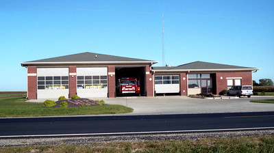 WILLIAMSVILLE FPD  STATION NEW
