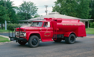 WINCHESTER  TANKER 3  CHEVY -