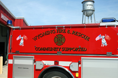 WYOMING SIDE OF ENGINE 1131