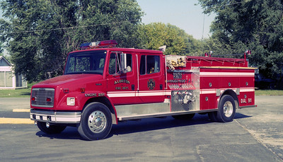 ALORTON  ENGINE 291  FREIGHTLINER - TOWERS