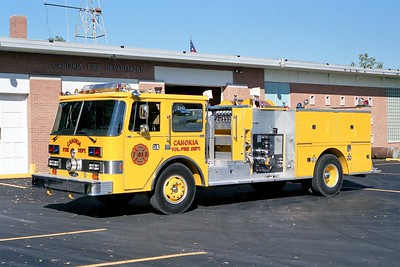 CAHOKIA  ENGINE 183    1981  PIERCE   ARROW  1250-750