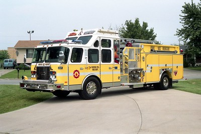 CAHOKIA  ENGINE 182   E-ONE CYCLONE II
