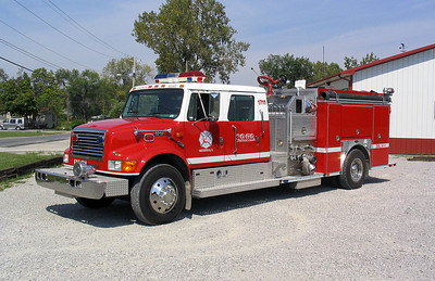 CHURCH ROAD FPD ENGINE 1711