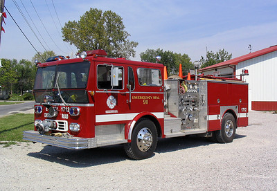 CHURCH ROAD FPD ENGINE 1712