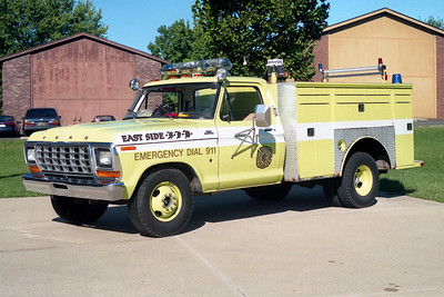 EAST SIDE  RESCUE 400               1980 FORD F350 - TOWERS   #677R
