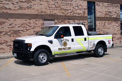 EAST SIDE  UTILITY 2192   2010 FORD F250 4X4