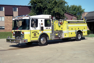 EAST SIDE  ENGINE 410   1995 HME - TOWERS