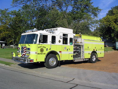EAST SIDE   ENGINE 211  2003 PIERCE LANCE   1250-1000   EB-607