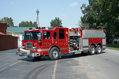 FREEBURG  ENGINE 2717  PIERCE