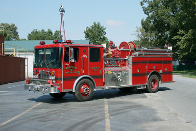 FREEBURG  ENGINE 2712  HME - TOWERS